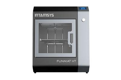 מדפסת תלת מימד דגם FUNMAT HT